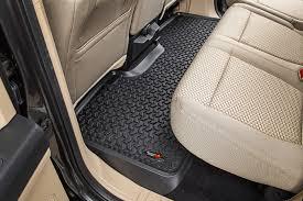 Ford F350 Truck Floor Mats - rugged ridge floor mats free shipping on all weather mats
