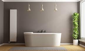 wandfarben badezimmer das badezimmer wird zum wohnraum braune wandfarbe schafft