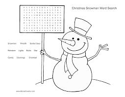 days of christmas word search printable