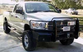 aftermarket dodge truck bumpers 3rd gens with aftermarket bumpers dodge diesel diesel truck