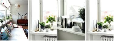 kitchen window sill decorating ideas window sill decor home interior design kitchen and foyer ledge