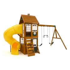 swing sets outdoor playsets lowe u0027s canada