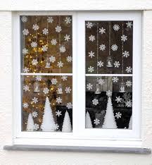 Christmas Window Decorations Lights by Christmas Window Decor Ween Billybullock Us