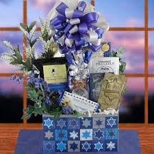 hanukkah gift baskets dog gift baskets gourmet treats bowwowgiftbasket