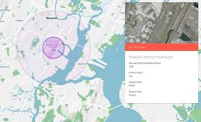 Ewr Airport Map Where Not To Fly A Drone In North Jersey U2013 The Official Hivemapper