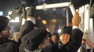 hanukkah festivities begin with candle lighting worldwide the
