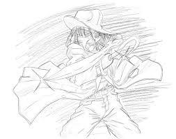 blade from puppet master sketch by go kun on deviantart