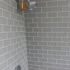 Light Tile With Dark Grout Subway Tiles With Grey Grout Design Ideas