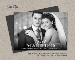 wedding announcement cards 17 best wedding announcements images on wedding