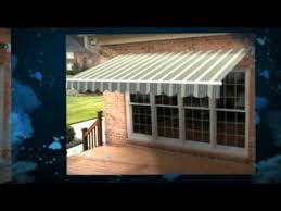 Homemade Retractable Awning Retractable Awnings Diy Retractable Awnings Youtube
