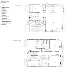 Pittock Mansion Floor Plan The Wooden Brick House Is Made Of Eco Friendly Bricks Jaro Krobot