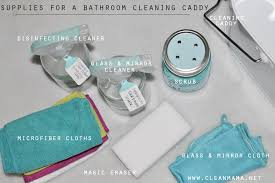 Bathroom Cleaning Sponge Bathrooms Archives Clean Mama