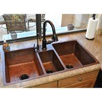 Triple Basin Kitchen Sinks Lowes Canada - Triple sink kitchen