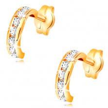cercel de buric din aur bijuterii din oțel inoxidabil bijuterii din argint bijuterii