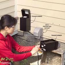 Transformer For Landscape Lighting Low Voltage Outdoor Lighting Landscaping Lights And Yards