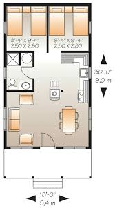 small house 3 bedrooms modern vacation plans three be hahnow