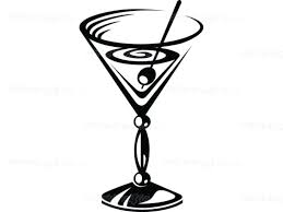 martini clip art wall arts 127 martini glass wall decor keep calm and have a