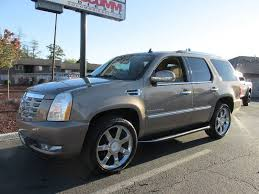 cadillac escalade commercial 2007 cadillac escalade awd 4dr suv in albany or south commercial