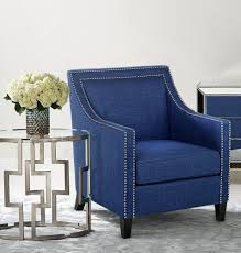 Navy Blue Accent Chair Excellent Design Ideas Blue Accent Chairs Blue Accent Chairs For