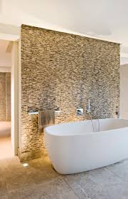Feature Wall Bathroom Ideas Baignoire Moderne Et De Style Classique 40 Idées Inspirantes