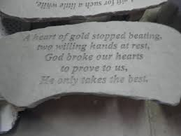 god only takes the best quote memorial benches daily quotes of