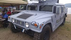 armored hummer 1996 hummer police armor truck youtube