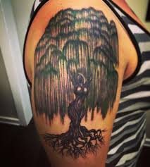 weeping willow tree designs s