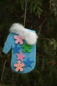 handprint mitten ornament happy hooligans easy crafts