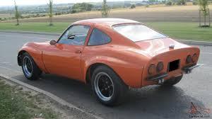 1973 opel cars opel gt conrero style twin 40