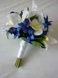 blue wedding bouquets southern blue celebrations blue wedding bouquets ideas inspirations