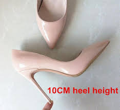 wedding shoes pumps brand shoes woman high heels pumps high heels 12cm women shoes