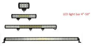 Philips Led Light Bar by Auxbeam Led Light Bars Led Lighting