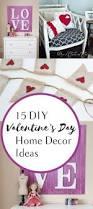 Diy Valentine S Day Home Decor by 15 Diy Valentine U0027s Day Home Decor Ideas Best Diy Valentine Ideas