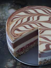 strawberry chocolate swirl cake recipe