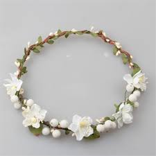 hair bands for women women boho floral flower fruit hair band festival party