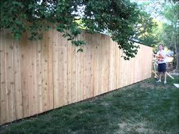 building a backyard fence youtube