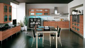 Contemporary Kitchen Contemporary Kitchen Stainless Steel Wooden Doris Cucine