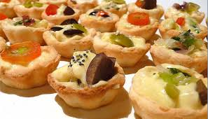 traditional canapes food guide
