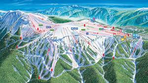 Map Of Colorado Ski Resorts by Mount Buller Piste Map Free Downloadable Piste Maps