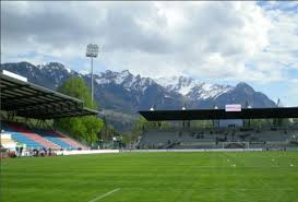 Mountain Backdrop Top 10 Beautiful Football Grounds Daily Mail Online