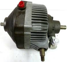 eaton 1100 032 hydraulic hydrostatic mower transmission nice on