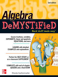 algebra demystified second edition by rhonda huettenmueller 496