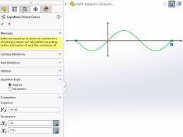 soldiworks magic of solidworks equation driven curves computer
