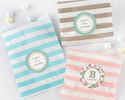 paper favor bags tea time striped paper favor bags set of 25 my wedding favors