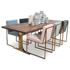 modern dining tables slab dining tables online modshop