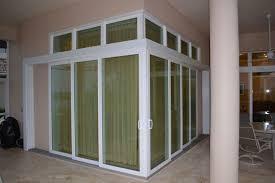 Aluminum Patio Door Aluminum Sliding Doors Rollshield Hurricane Protection