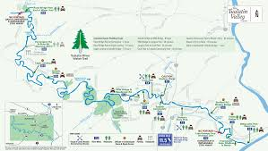Kayak Map Recreation Tualatin Riverkeepers