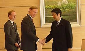 War Cabinet Ww2 Shinzo Abe The Japan U0027s Youngest Pm Since World War Ii Egypt Today