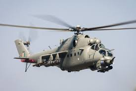 mi 25 attack helicopter gifted by india reaches afghanistan 3