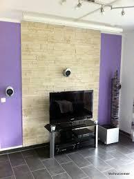 steinwand wohnzimmer gips 2 bilder eurer steinwände kiesbetten racks gehäuse hifi forum